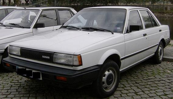 Showcase cover image for 1987 Nissan Sentra 4dr