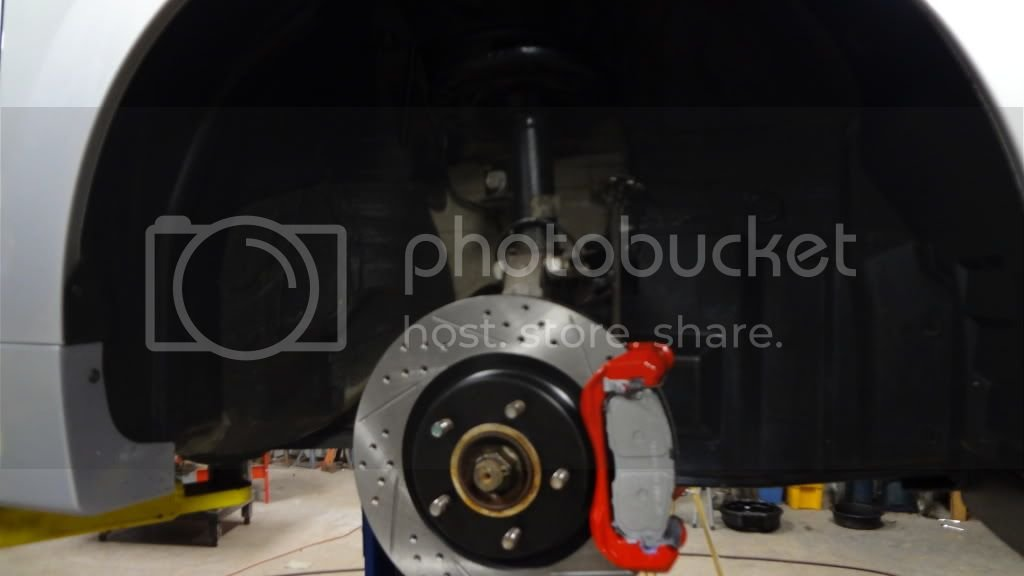 Brake and Rotor Upgrade 2013 Altima | Nissan Forums