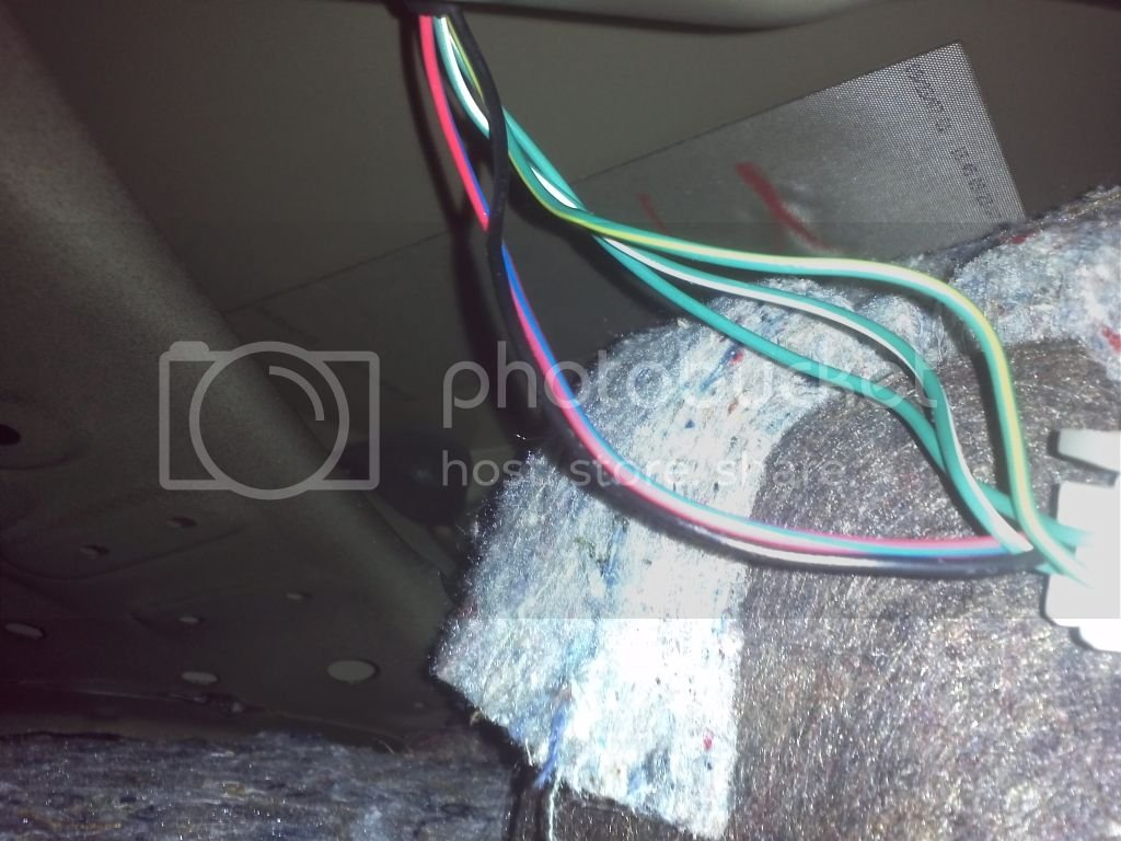 Need reverse lights wiring color code | The Nissan Club on