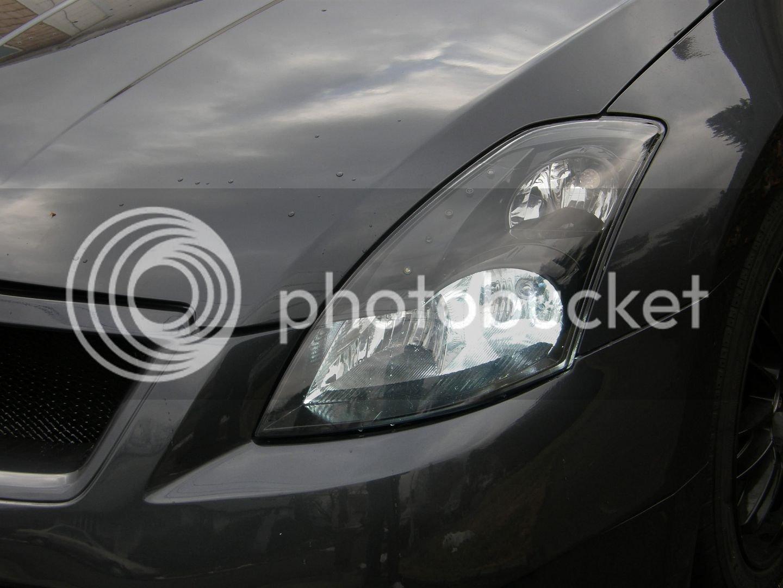 HOW TO: custom headlights | Page 7 | Nissan Forums