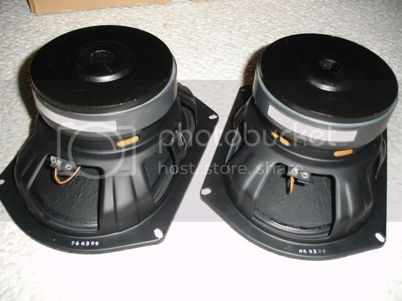 Tang Band W69-1042 6x9 midbass/subwoofers | Nissan Forums