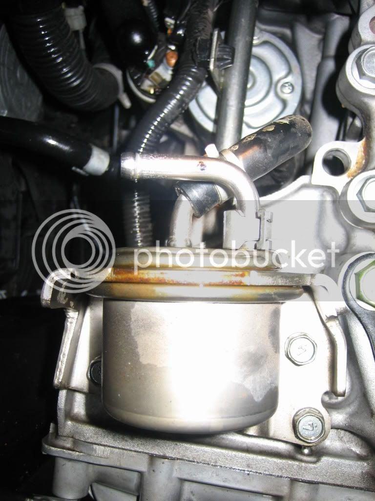Procedure with pictures, 3 5SE CVT fluid change | Nissan Forums