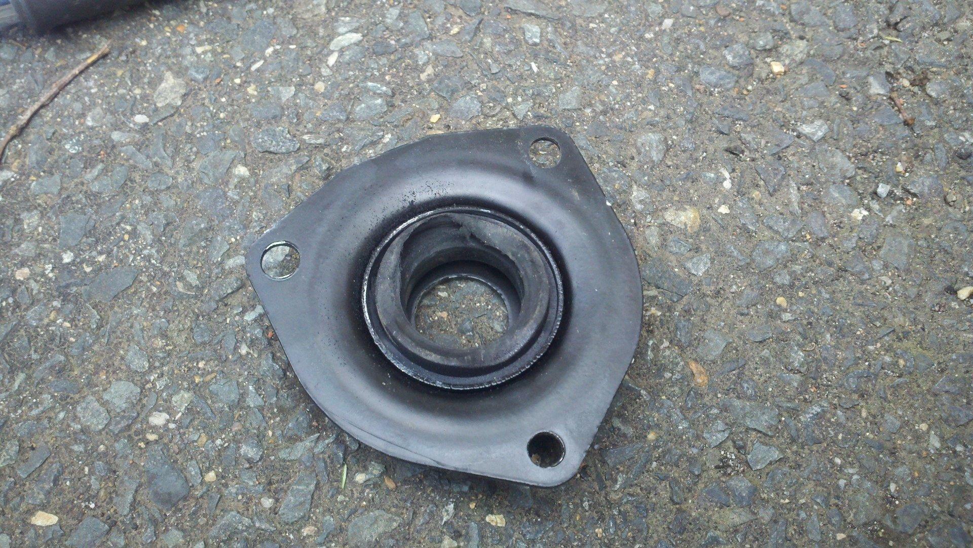 Front Strut Mount Install Problem | Nissan Forums