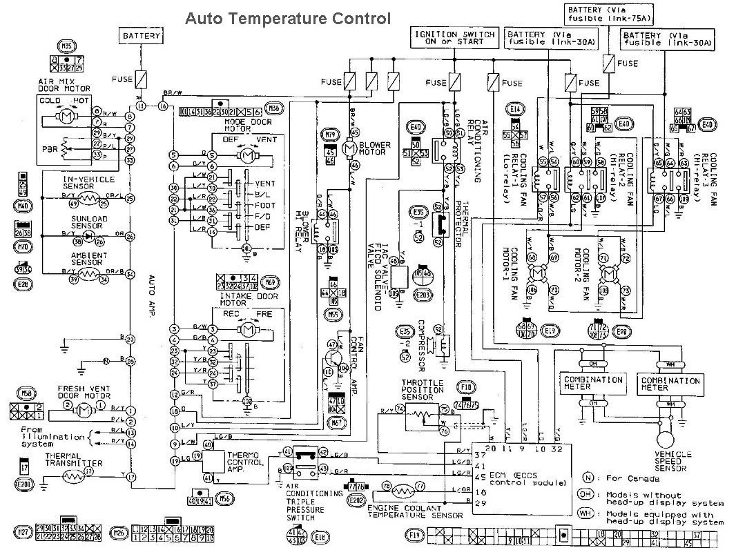 HOWTO - Manual to Automatic Digital Climate Control Conversion