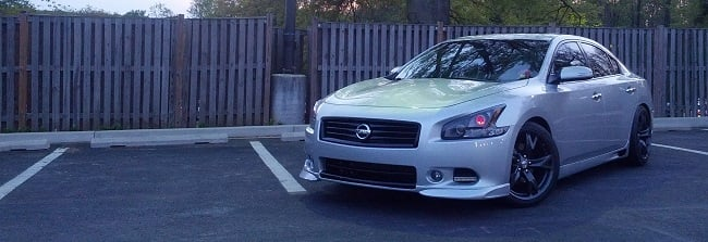 Post Pictures of your 09-12 Maxima | Nissan Forums