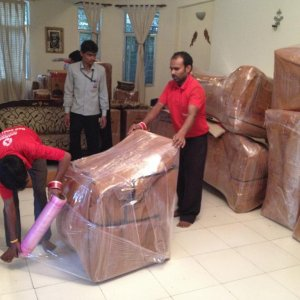Agarwal Packers and Movers Ltd  Chair Packing